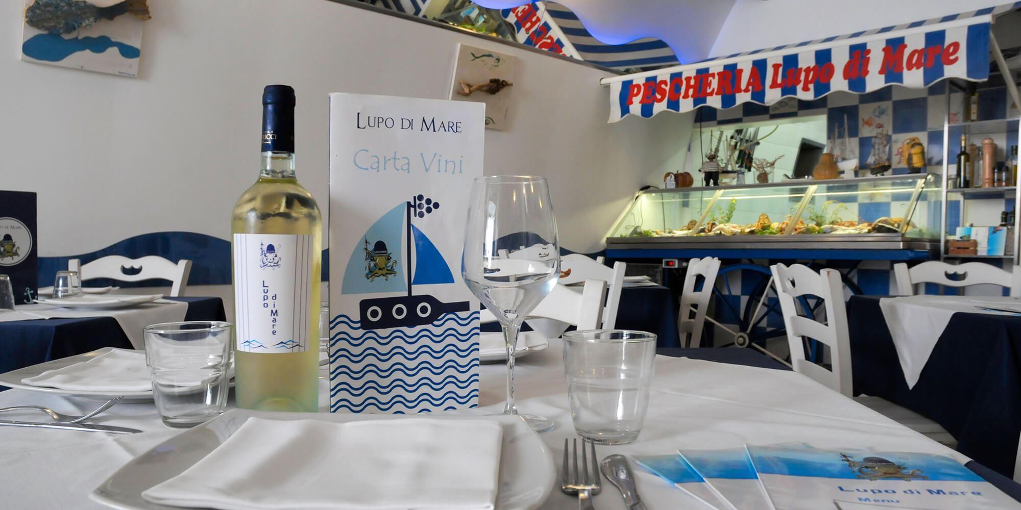 ristorante di mare